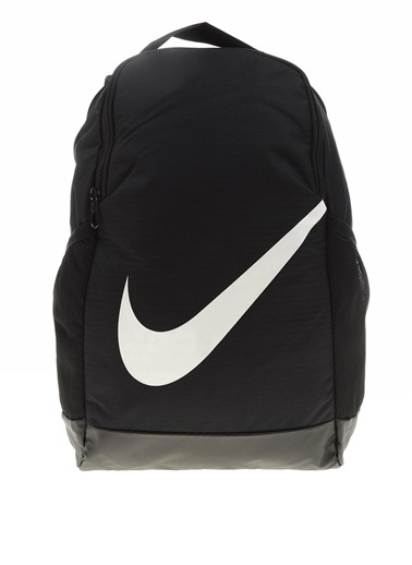 Nike Nike Brasilia Çocuk Baskılı Sırt Çantası Siyah